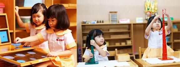 Cherry Montessori School Kindergarten Curriculum
