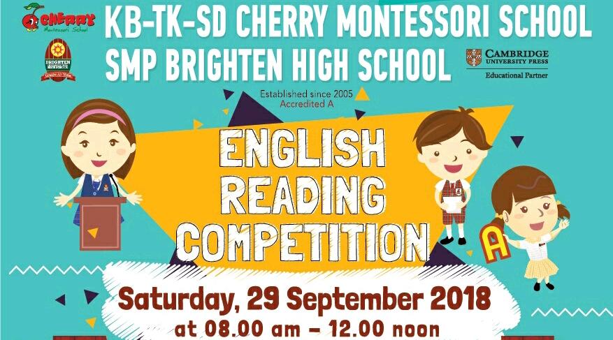 Sekolah di Harapan Indah Bekasi, Cherry Montessori School